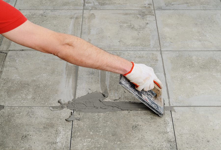 How to Grout a Tile Floor - Greenwood Hardware