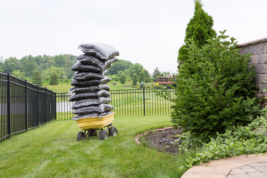 """""""Soil, mulch, compost: I'm so confused!"""" What to buy depending on your needs - Greenwood Hardware"""