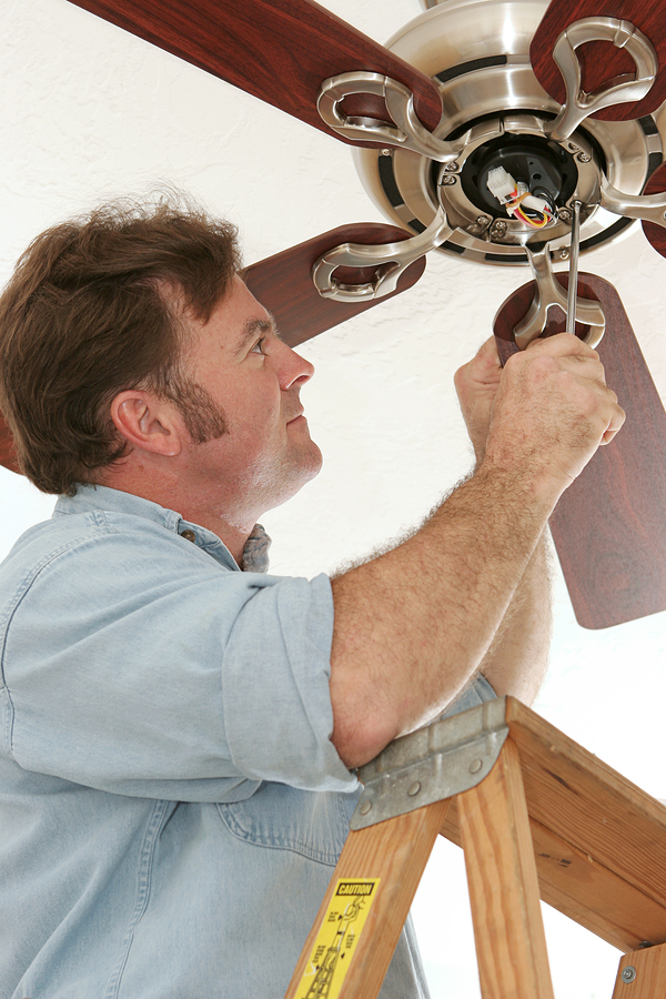 How to Install a Ceiling Fan - Greenwood Hardware