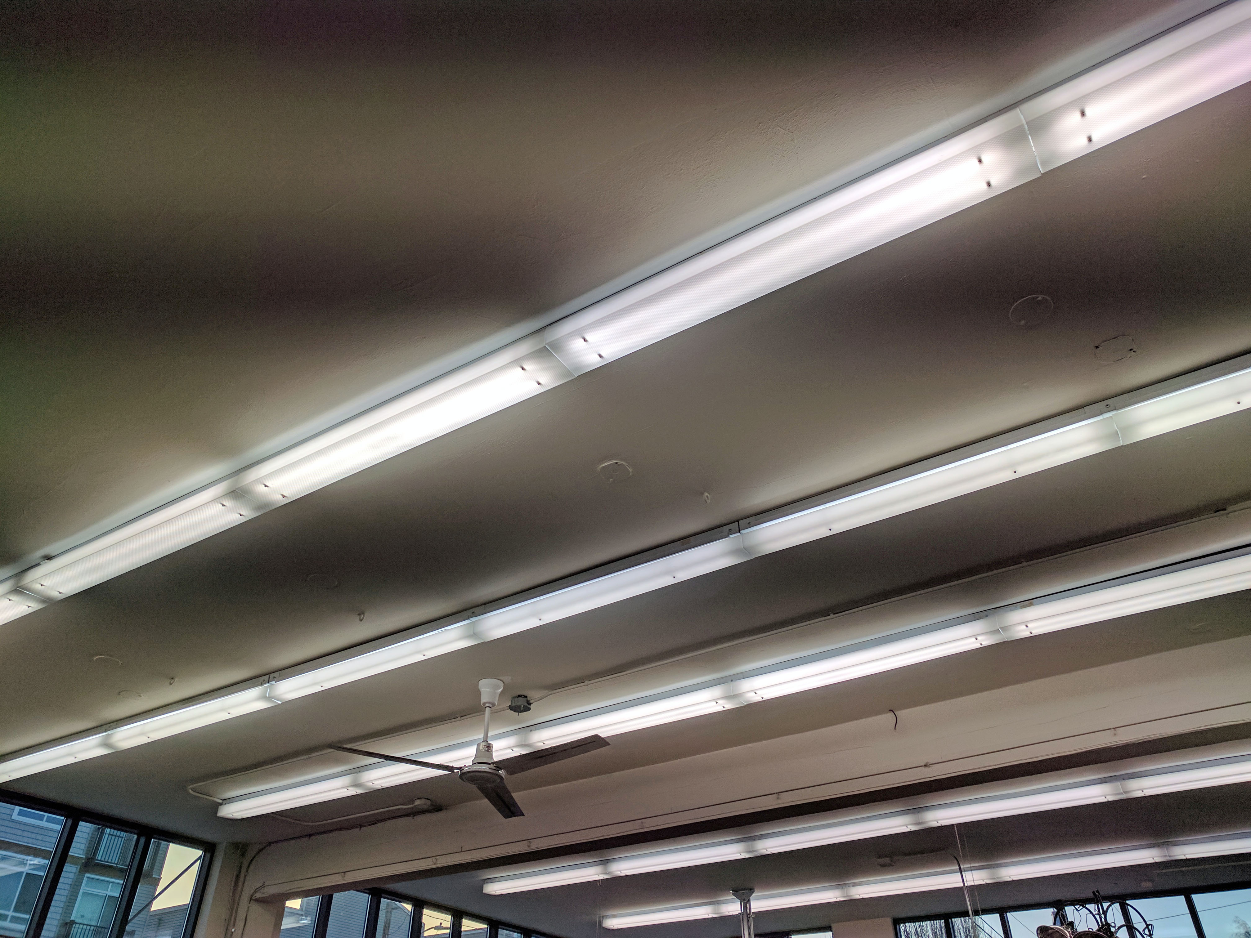 Learn About Greenwood Hardware's Recent Lighting Upgrade