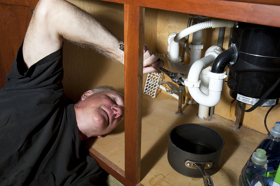 Has Your Kitchen Sink Sprung a Leak? Greenwood Hardware