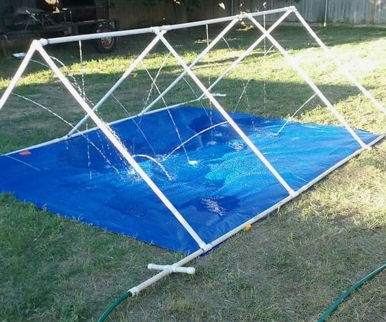 Create a DIY Backyard Water Park for Your Kids ...