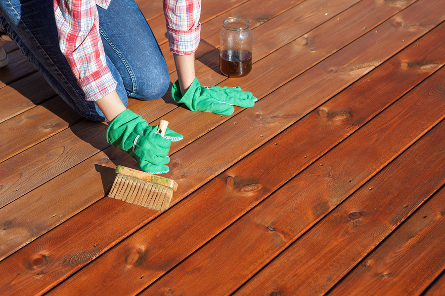 Five Steps to Refinishing Your Deck - Greenwood Hardware