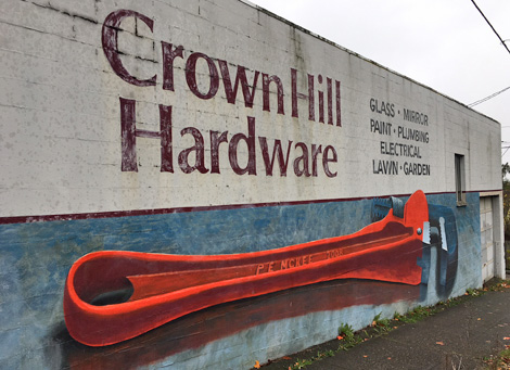 Saying Goodbye to a Nearby Neighborhood Staple — Crown Hill Hardware - Greenwood Hardware